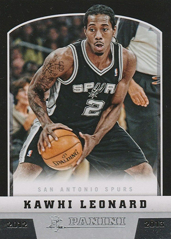Kawhi Leonard Rookie Card Rankings Find Out His Most Valuable Rcs