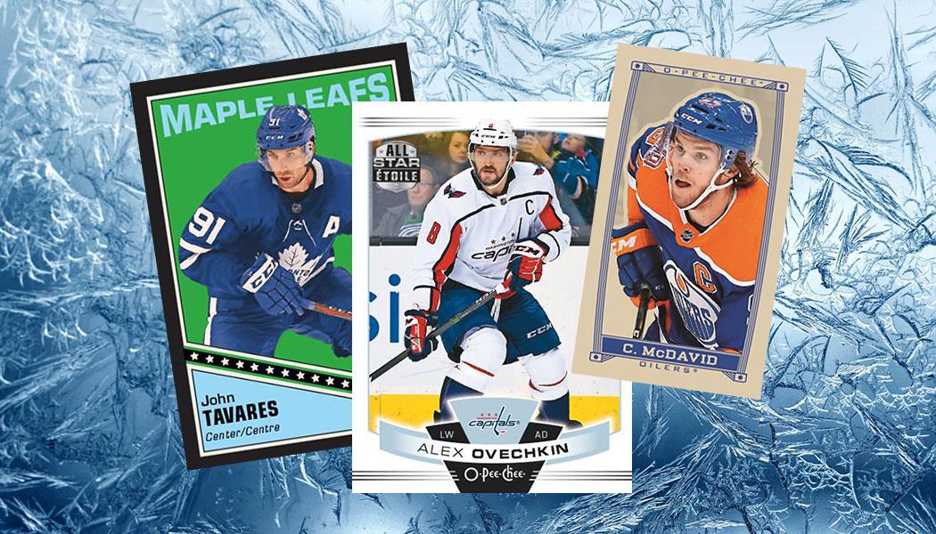 Winnipeg Jets Hockey Cards!!! 2015-16 O-PEE-CHEE, rétro