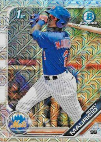 2019 Baseball Cards Release Dates Checklists Price Guide Access