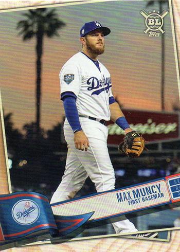 2019 Topps Big League Baseball Max Muncy