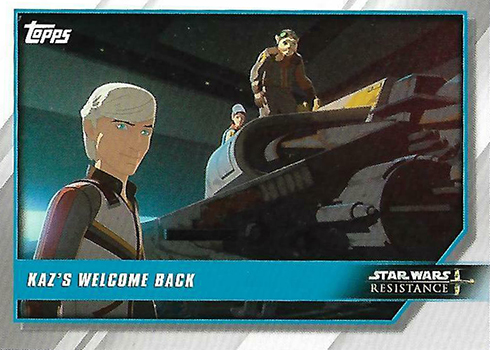 2019 Topps Star Wars Resistance Base