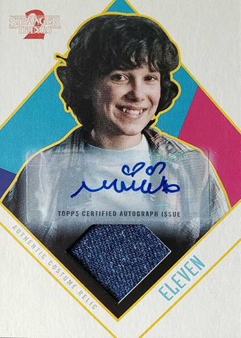 Some Big Things from 2019 Topps Stranger Things Season 2