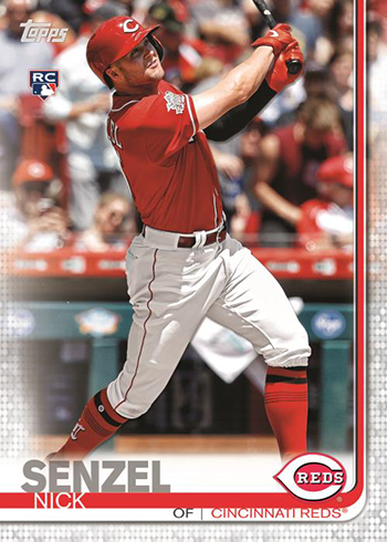 2019 Topps Update Series Baseball Base B