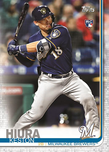 2019 Topps Update Series Baseball Base