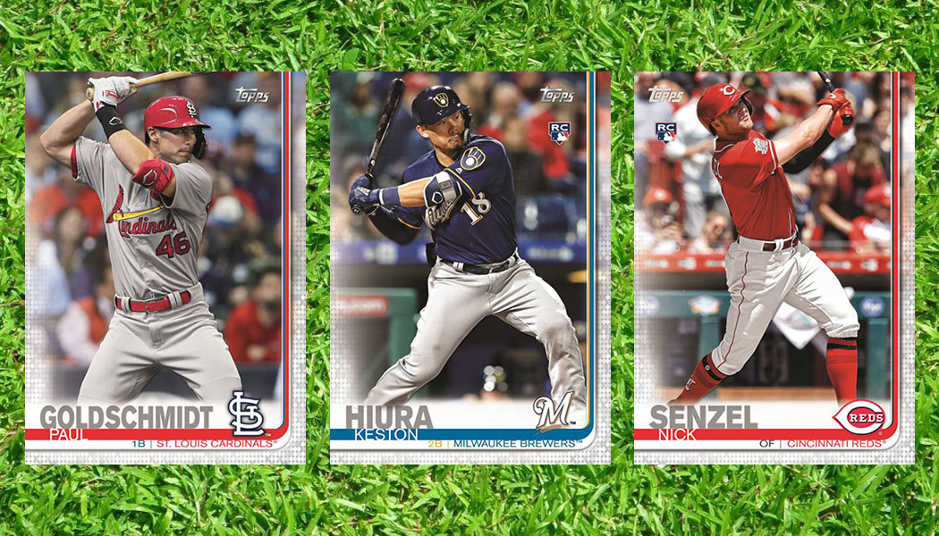 2019 Topps Update Series Baseball Cards Checklist Release