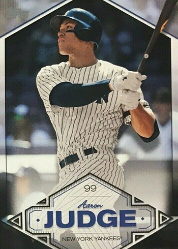 2019 Topps Series 2 Baesball Aaron Judge Highlights