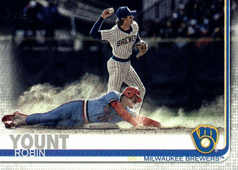 2019 Topps Series 2 Baseball Variations Robin Yount