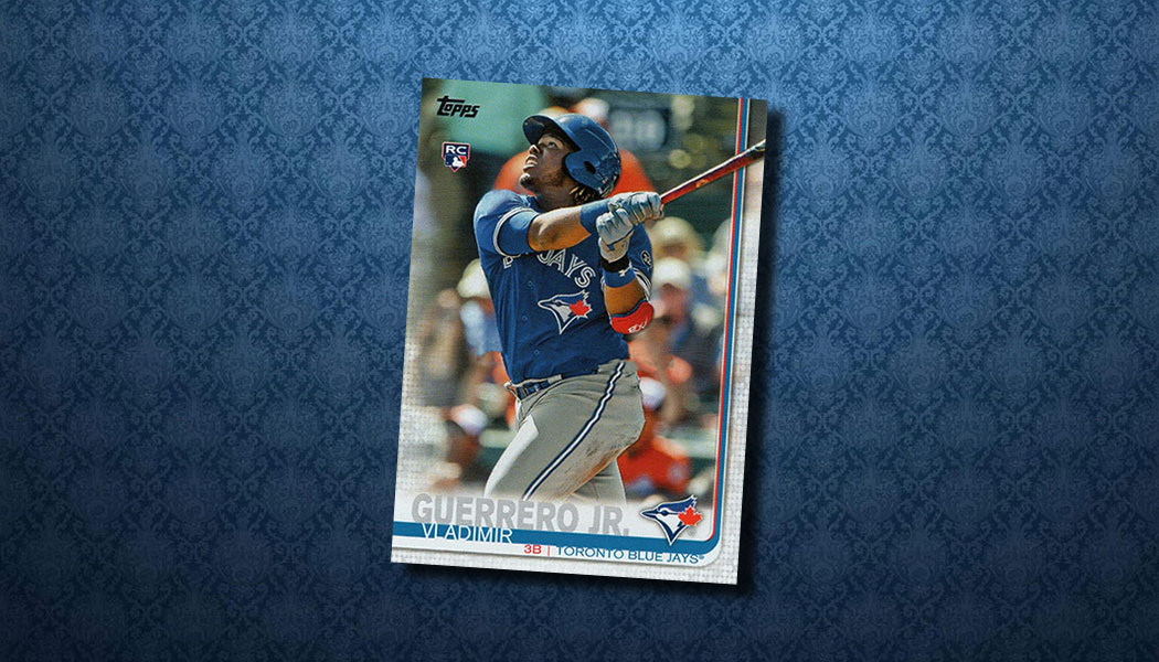 How Rare Is The 2019 Topps Series 2 Vladimir Guerrero Jr Short Print