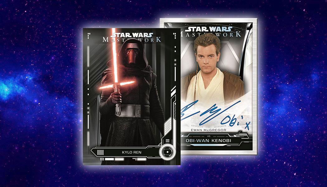 2019 Topps Star Wars Masterwork Checklist Details, Release Date
