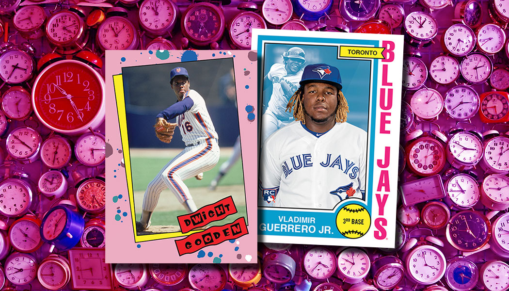 2019 Topps Throwback Thursday Checklist Print Runs Details