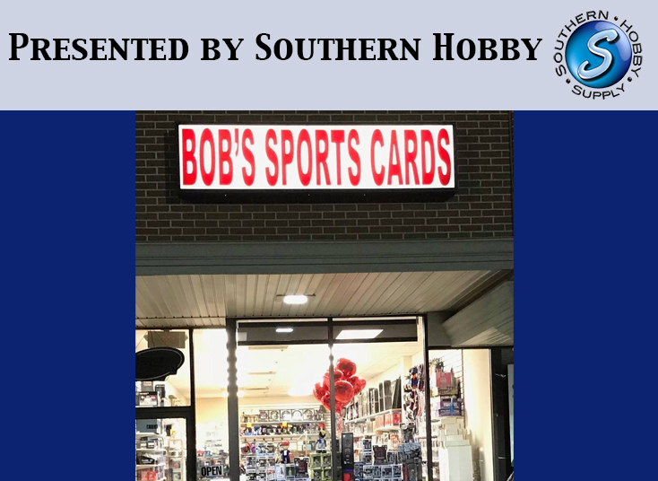 Local Card Shop Of The Week Bobs Sports Cards Howell Nj