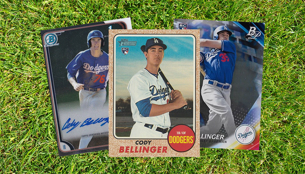 Cody Bellinger Rookie Card Guide And Key Prospect Cards