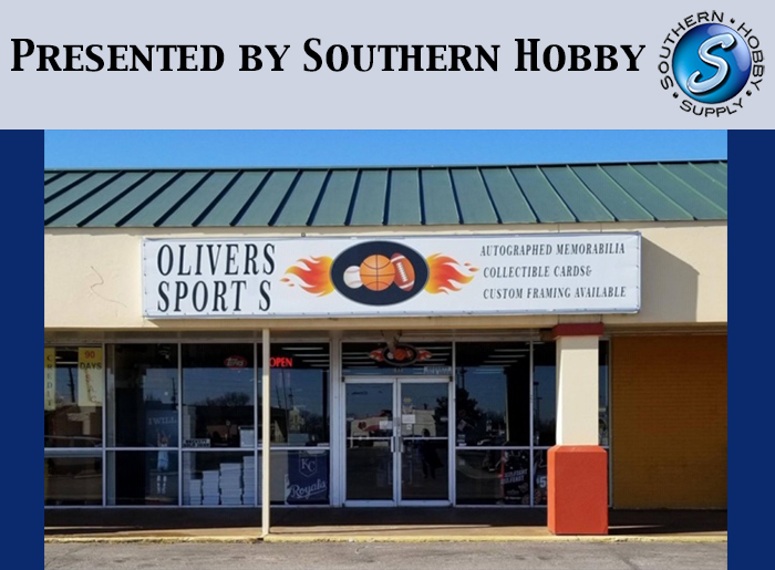 Local Card Shop Of The Week Olivers Sports Cards Wichita Ks
