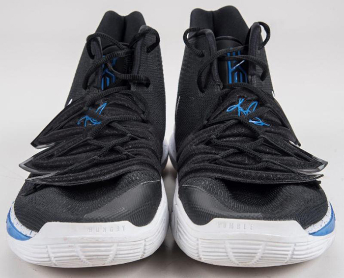 Zion Williamson Nike Sneakers Goldin Auctions August 2019