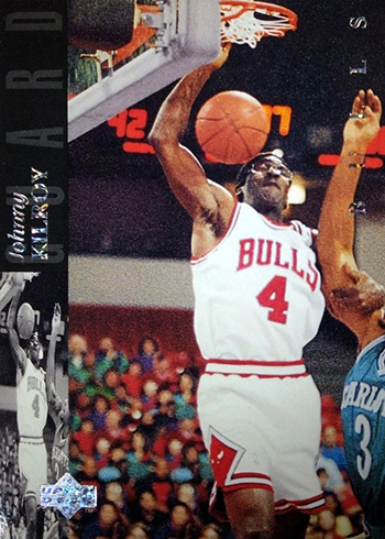 1993-94 Upper Deck Special Edition Johnny Kilroy