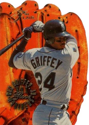 1994 Flair Hot Gloves Ken Griffey Jr
