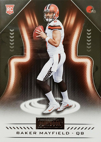 separation shoes 577f8 ad9e6 Baker Mayfield Rookie Card Countdown and What's the Most ...