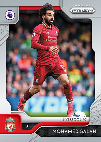 2019-20 Panini Prizm Premier League Soccer Base