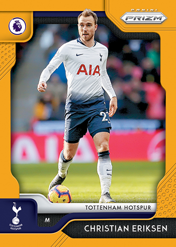 2019-20 Panini Prizm Premier League Soccer Gold