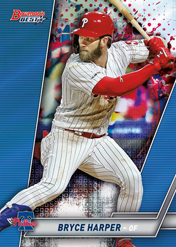 2019 Bowman's Best Baseball Base