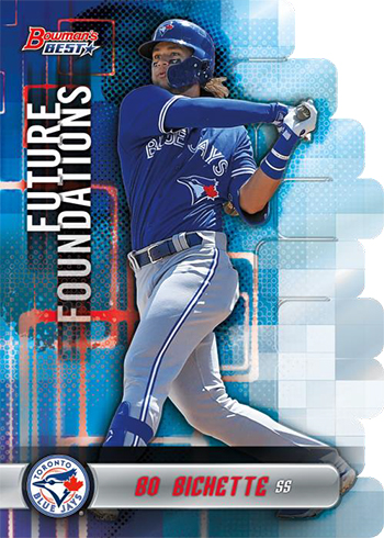 2019 Bowman's Best Baseball Future Foundations