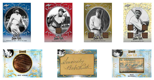 2019 Leaf Babe Ruth Collection