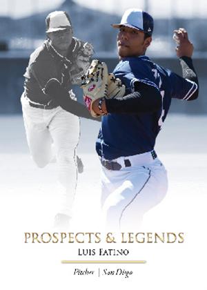 2019 Onyx Futera Unique Prospects and Legends Baseball Base