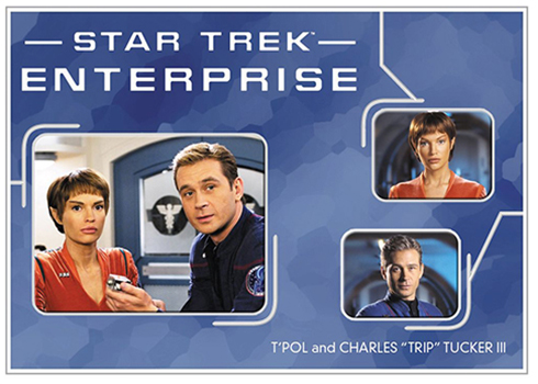 2019 Rittenhouse Star Trek: Enterprise Archives Series 2