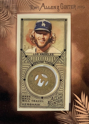 2019 Topps Allen and Ginter Relics #FSRA-MM Matthew Mercer Used Memorabilia Baseball Trading Card Voice Actor /& Dungeonmaster