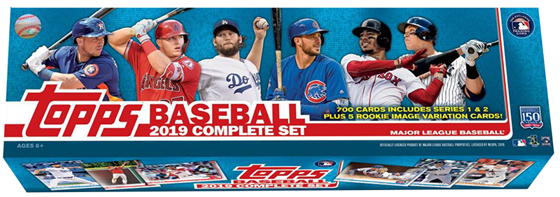 2019 Topps Baseball Factory Set Rookie Variations Gallery And Guide