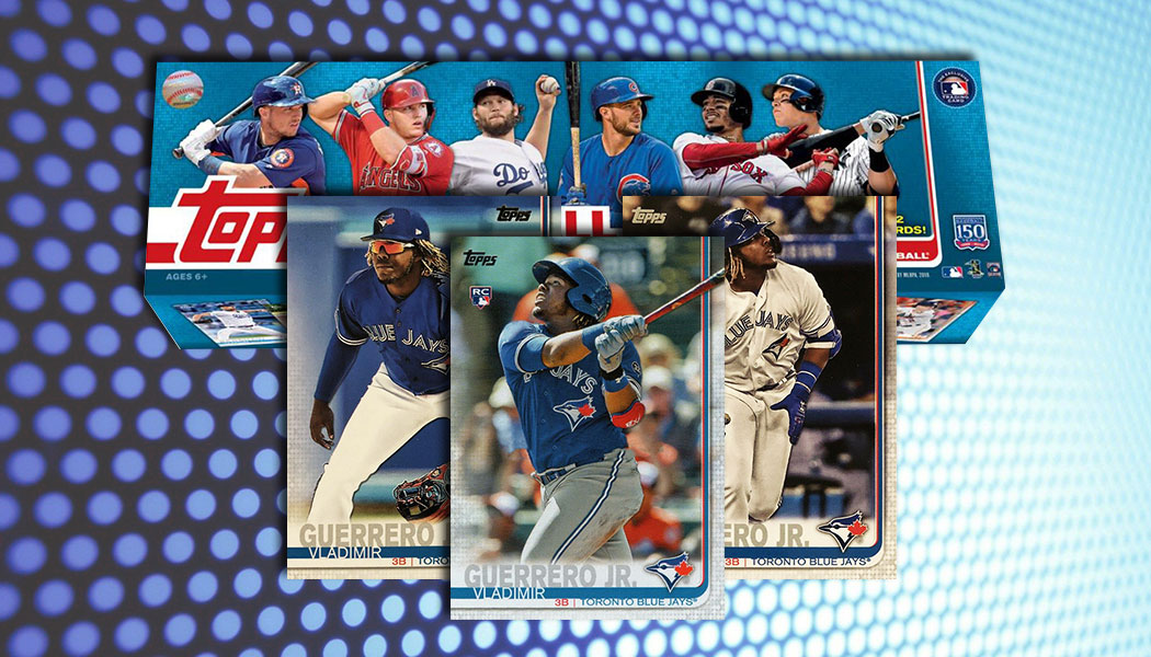2019 Topps Baseball Factory Set Rookie Variations Gallery