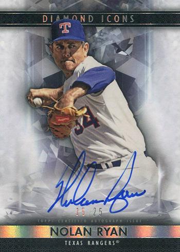 2019 Topps Diamond Icons Baseball Cards Checklist Team Set