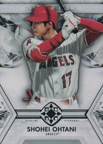 2019 Topps Diamond Icons Baseball Diamond Relics Shohei Ohtani