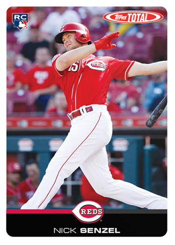 2019 Topps Total Baseball Nick Senzel