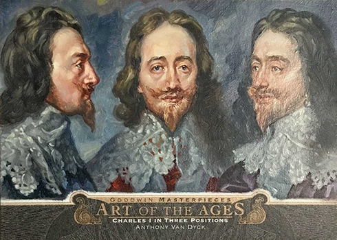 2019 Upper Deck Goodwin Champions Art of the Ages Three