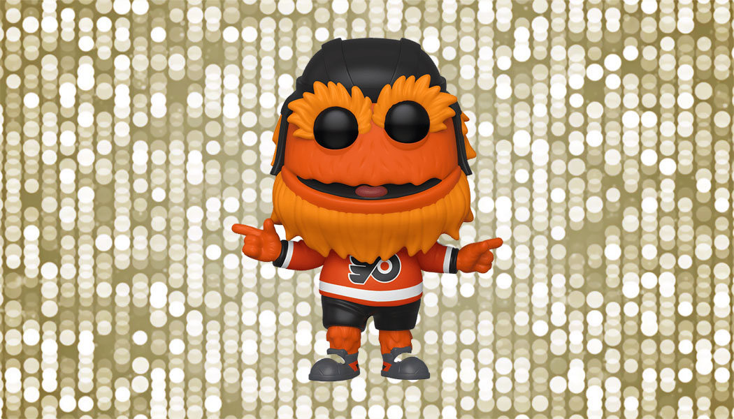 Gritty and Other NHL Mascots Getting Funko POP Figures