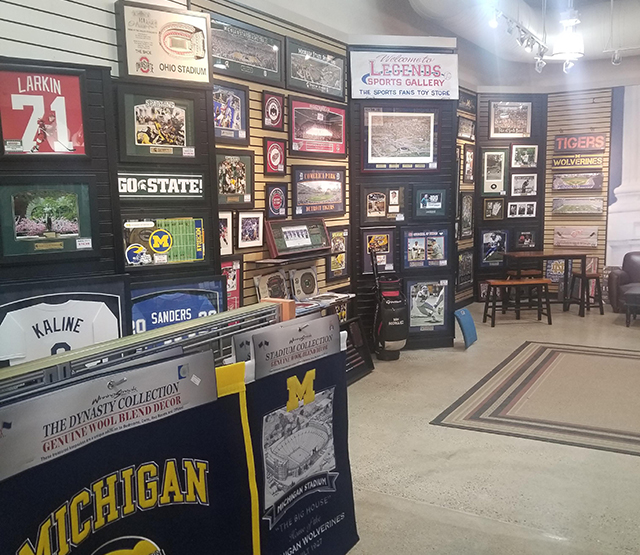 Card Shop Of The Week Legends Sports And Games Grand Rapids Mi
