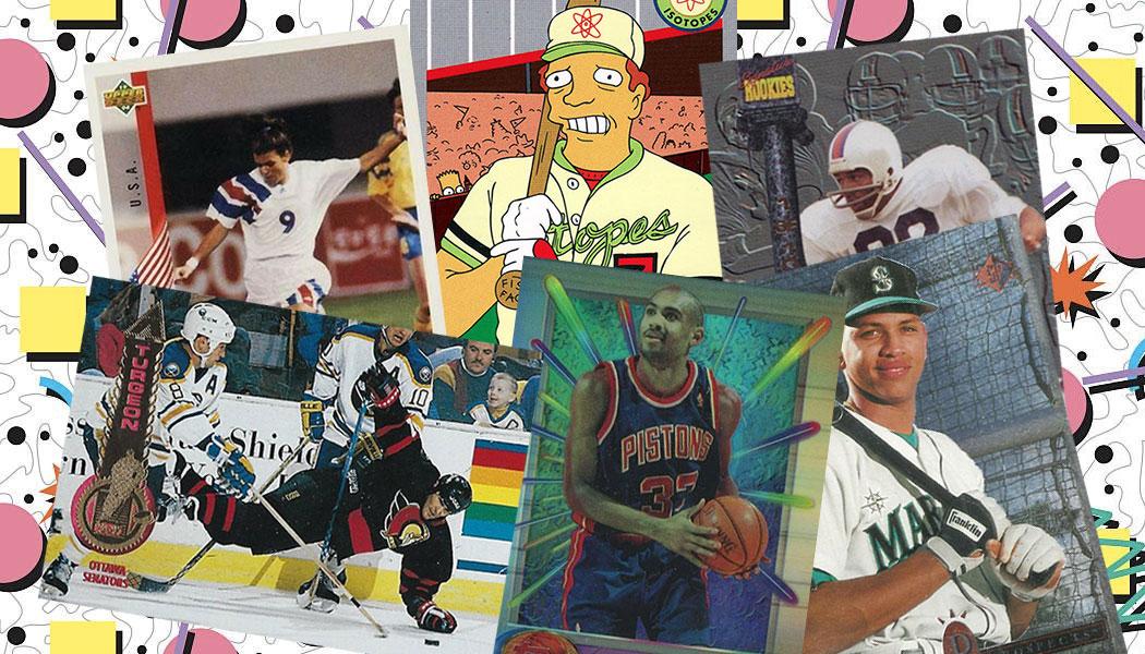 90's /& 00's 5000+ Sport Card Lot Baseball, Football, Basketball 80's