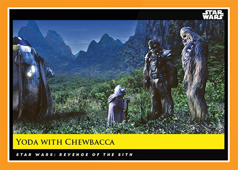 Topps Star Wars Card Trader Marathon Resistance Moments Episode 101 Blue