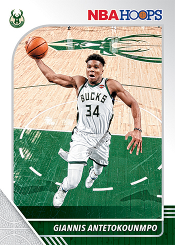 2019-20 Panini NBA Hoops Basketball Base