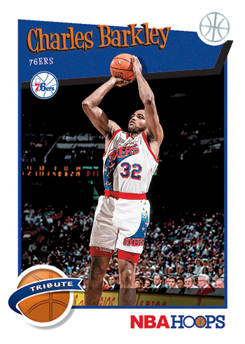 2019-20 Panini NBA Hoops Basketball Tribute