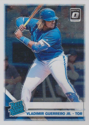Vladimir Guerrero Jr Rookie Card And Prospect Card Guide