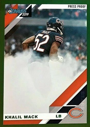 2019 Donruss Retro 1999#18 Antonio Brown Oakland Raiders Football Card