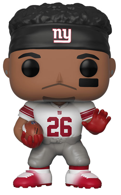 2019 Funko POP NFL Saquon Barkley