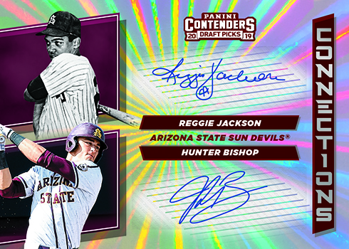 2019 Panini Contenders Draft Picks Baseball Connections