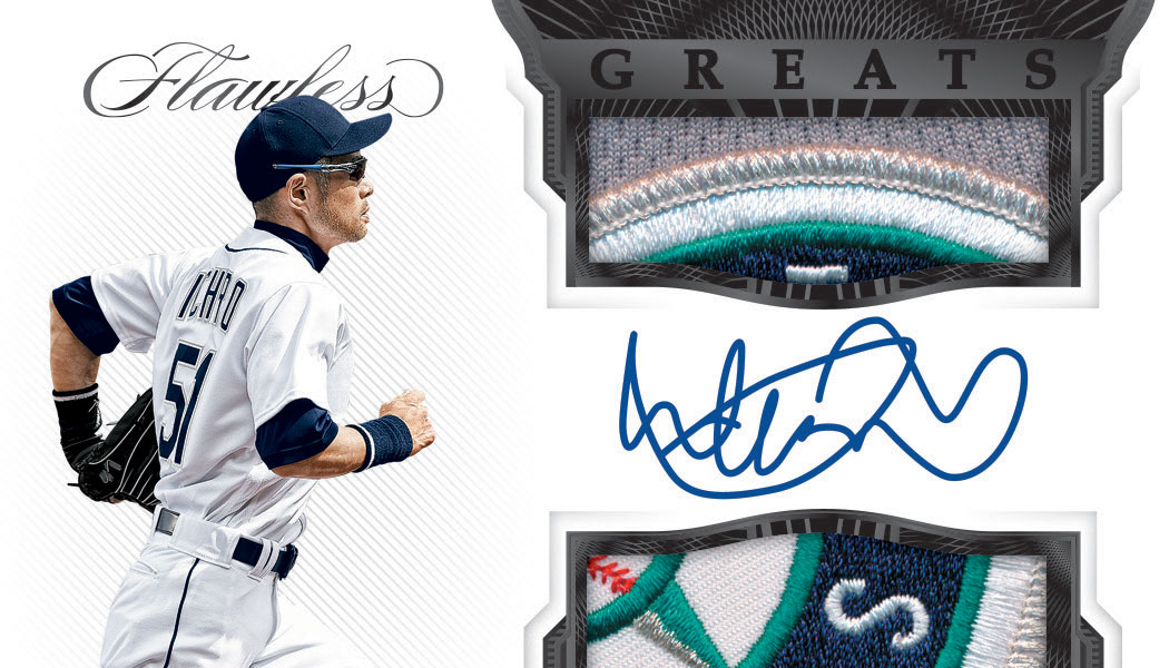 2019 Panini Flawless Baseball Cards Bring Back Autographs