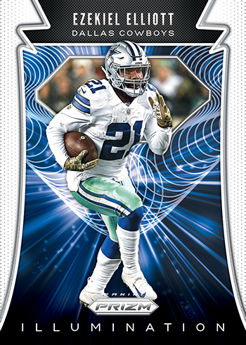 2019 Panini Prizm Football Illumination