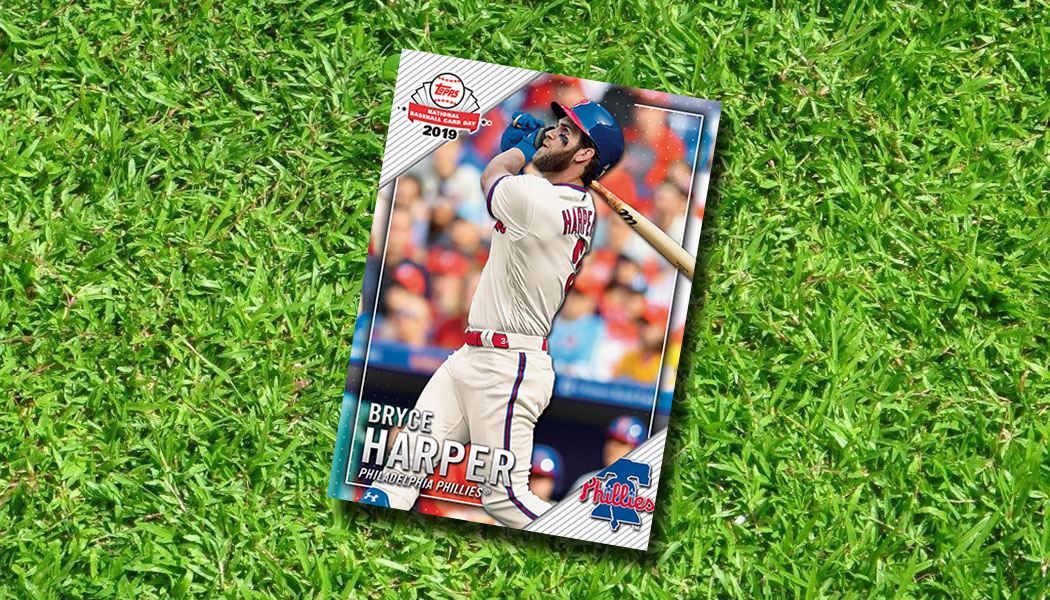 2019 Topps National Baseball Card Day Info Date How To Get Free