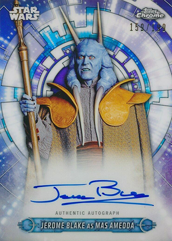 Sticker 167 TOPPS Star Wars Universe