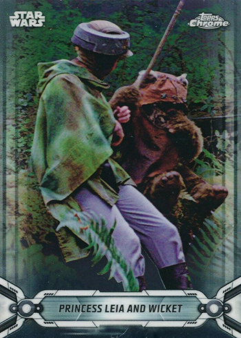 2019 Topps Star Wars Chrome Legacy Checklist, Details, Pack Odds